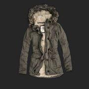 Abercrombie & Fitch куртки