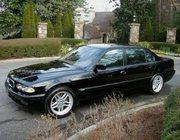 BMW 740iL В ПОЛНОЙ КОМПЛЕКТАЦИИ